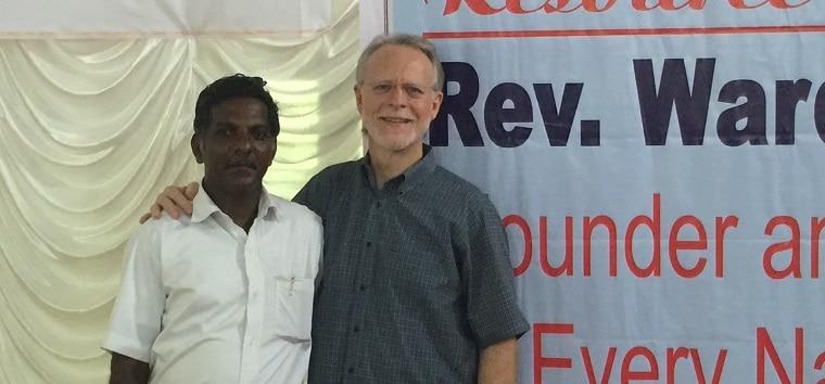 Kerala businessman - proclaim the Gospel
