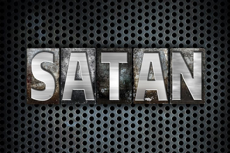 What Satan can't do
